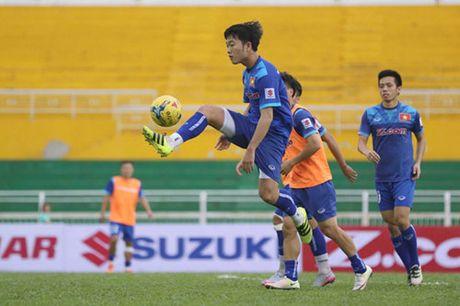 Truoc tran ap chot K- League Classic, Xuan Truong gui clip xuc dong toi gia dinh va fans - Anh 2