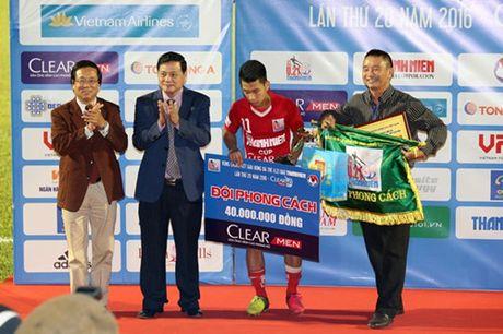 Ha Noi T&T lan dau tien bao ve thanh cong ngoi vo dich U.21 Bao Thanh Nien - Anh 15