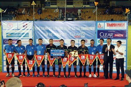 Ha Noi T&T lan dau tien bao ve thanh cong ngoi vo dich U.21 Bao Thanh Nien - Anh 17