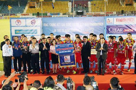 Ha Noi T&T lan dau tien bao ve thanh cong ngoi vo dich U.21 Bao Thanh Nien - Anh 18