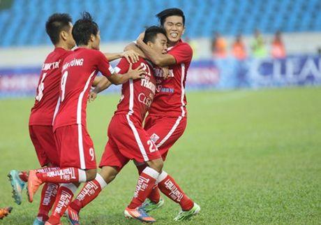 Ha Noi T&T lan dau tien bao ve thanh cong ngoi vo dich U.21 Bao Thanh Nien - Anh 2