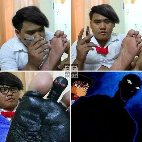 Chang trai nguoi Thai co biet tai cosplay gia re - Anh 7