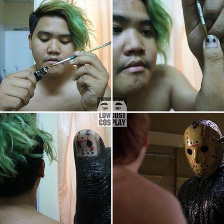 Chang trai nguoi Thai co biet tai cosplay gia re - Anh 9