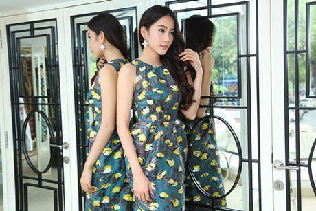 "Nam Em lam viec ""khong kip tho"" sau Hoa hau Trai Dat - Anh 5"
