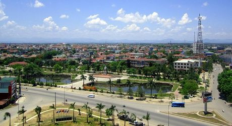 Quang Tri cong bo quy hoach khu kinh te Dong Nam - Anh 1