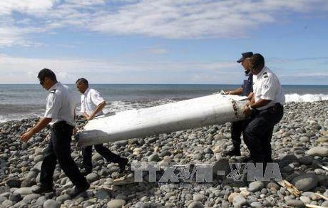 MH370 cua Malaysia co the roi khong kiem soat - Anh 1