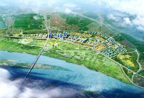 Cac khu vuc phat trien do thi ven do Ha Noi den nam 2020 - Anh 1