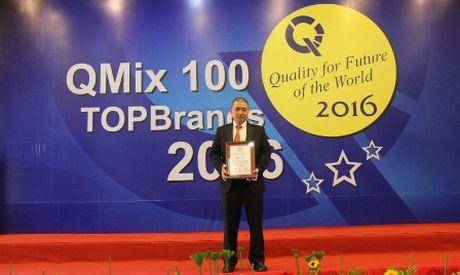 "SeaBank duoc vinh danh ""Top Brand 2016"" - Anh 1"