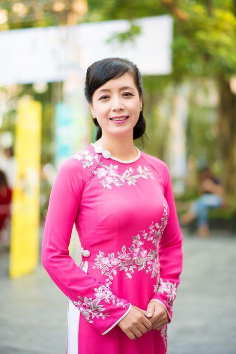 Hoc cach mac ao dai dep me hon nhu NSUT Chieu Xuan - Anh 10