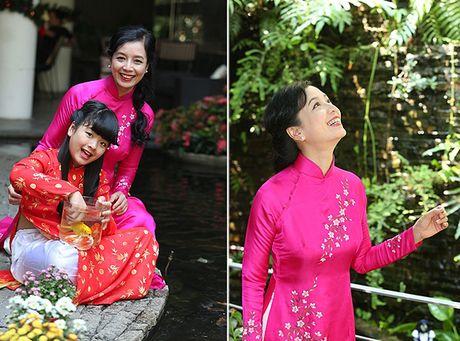 Hoc cach mac ao dai dep me hon nhu NSUT Chieu Xuan - Anh 13
