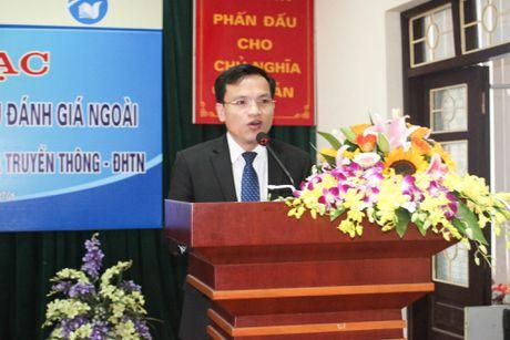 Thuc hien kiem dinh chat luong giao duc cap co so tai Dai hoc Thai Nguyen - Anh 3