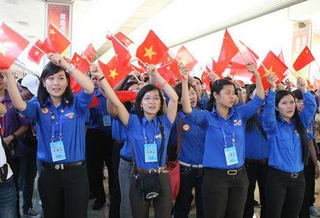 Lien hoan Thanh nien Viet Nam - Trung Quoc lan thu 3 - Anh 1