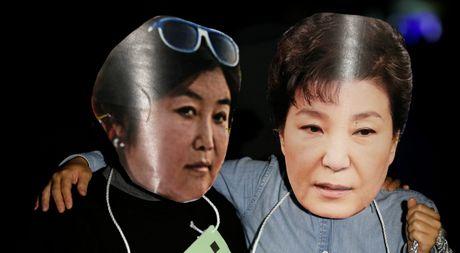 Thu tuong Han Quoc mat chuc vi Tong thong dinh be boi - Anh 1