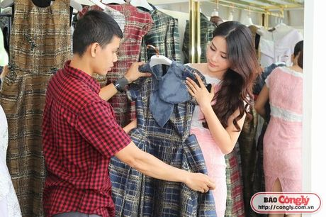 Nam Em tat bat voi Vietnam International Fashion Week Thu - Dong - Anh 5