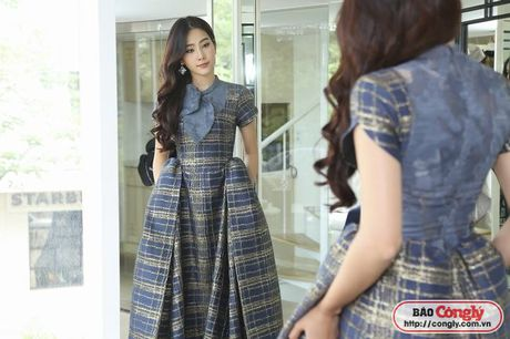 Nam Em tat bat voi Vietnam International Fashion Week Thu - Dong - Anh 7