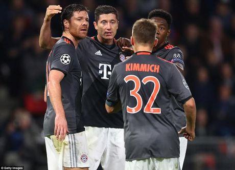 Da bai PSV, Bayern cung Atletico va vong 1/8 - Anh 1