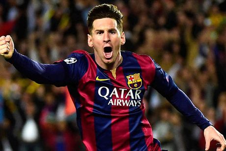 Messi lap them ky luc moi - Anh 1