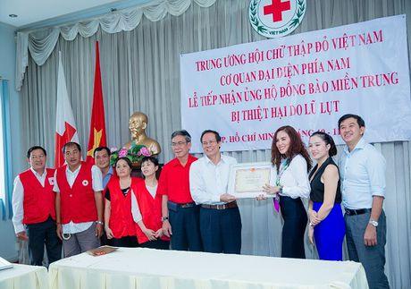A hau Phuong Le gian di so mi trang di tu thien - Anh 2