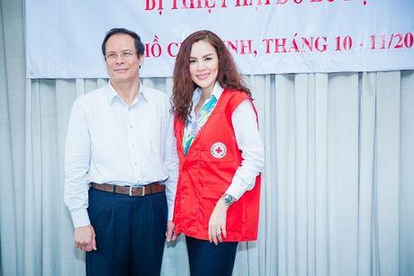 A hau Phuong Le gian di so mi trang di tu thien - Anh 4