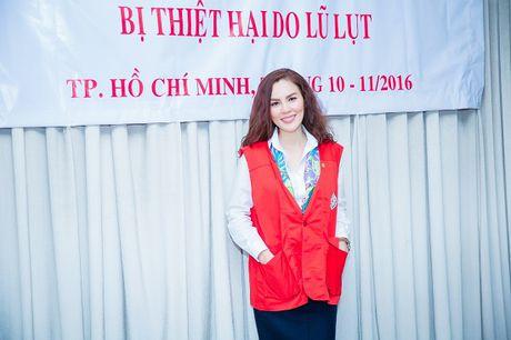A hau Phuong Le gian di so mi trang di tu thien - Anh 5
