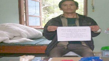 Van chuyen 3.600 vien ma tuy tong hop tu Lao ve Viet Nam - Anh 1