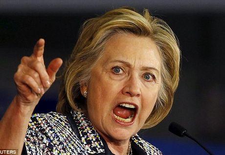 TNI: Giao nut bam hat nhan cho ba Hillary Clinton moi thuc su nguy hiem? - Anh 2