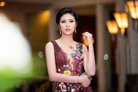 Ngam Hoa hau Ngoc Han rang ro tai dem khai mac LHP quoc te Ha Noi - Anh 7