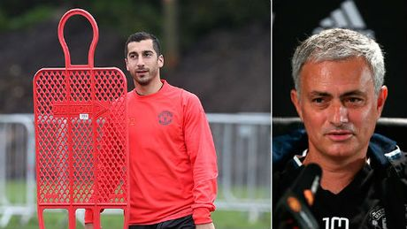 MU: Gay han trong tai, Mourinho co the lo dai chien Arsenal - Anh 2