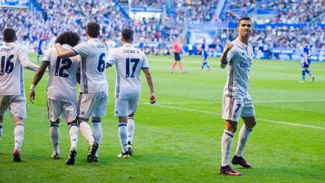 """Legia - Real Madrid: """"Cuong phong trang"""" keo toi - Anh 1"""