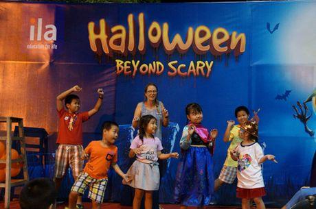 Halloween: Soi dong tuan le hoi o ILA - Anh 1