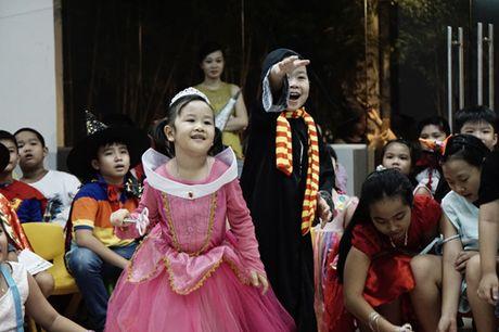 Halloween: Soi dong tuan le hoi o ILA - Anh 2