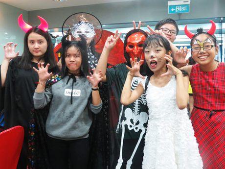 Halloween: Soi dong tuan le hoi o ILA - Anh 4