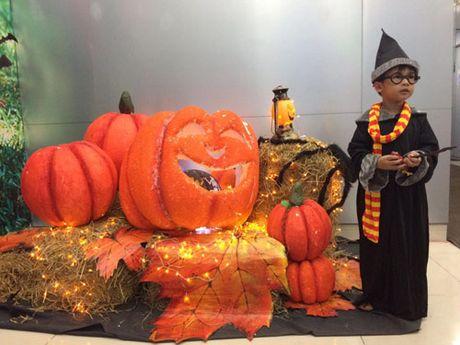 Halloween: Soi dong tuan le hoi o ILA - Anh 6