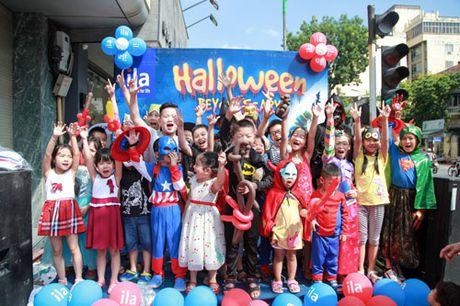 Halloween: Soi dong tuan le hoi o ILA - Anh 8