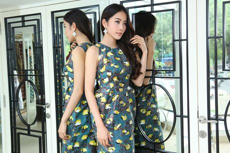 Nam Em lam viec 'khong kip tho' sau Hoa hau Trai dat 2016 - Anh 5