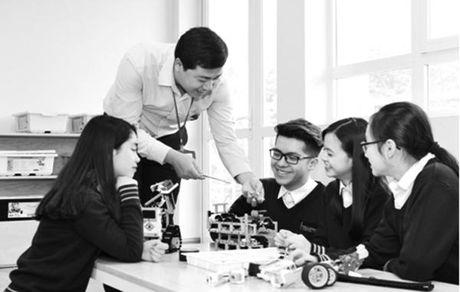 Chuong trinh giao duc STEM: Nhung tich cuc dang duoc nhan rong - Anh 1