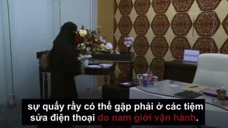 Dich vu sua dien thoai chi danh cho nu - Anh 1