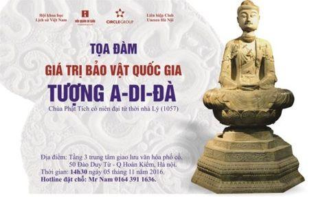 """Trien lam """"Di san Viet Nam - Goc nhin moi"""" dien ra tu 3/11 - Anh 2"""