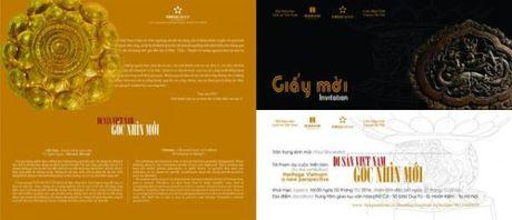"""Trien lam """"Di san Viet Nam - Goc nhin moi"""" dien ra tu 3/11 - Anh 3"""