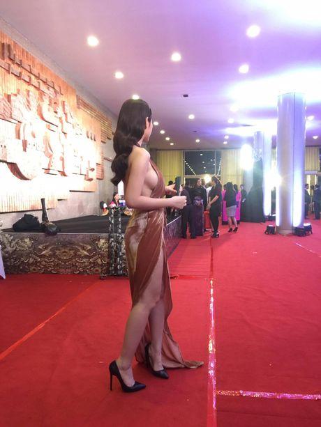 'Soc' voi trang phuc 'ho bao' cua Angela Phuong Trinh tren tham do - Anh 3