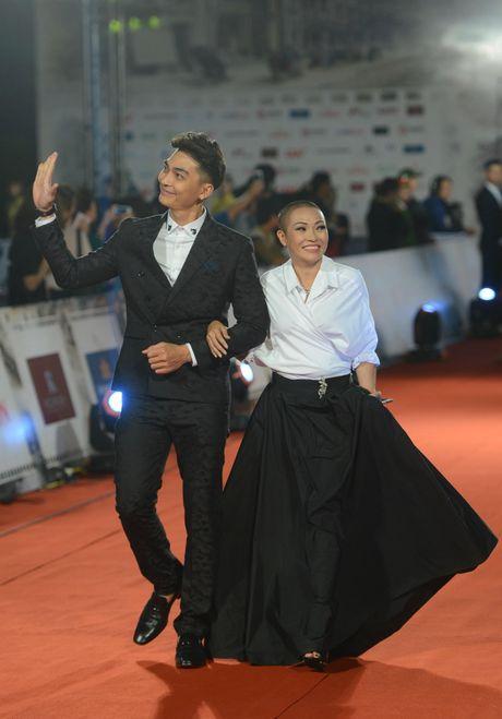 Dan 'sao' do bo Lien hoan phim quoc te Ha Noi - Anh 16