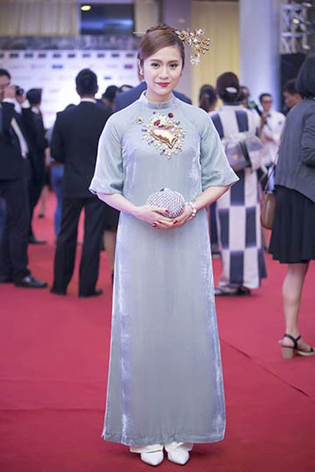Thanh Thuy – nha san xuat quyen ru tai Lien hoan phim quoc te Ha Noi 2016 - Anh 3