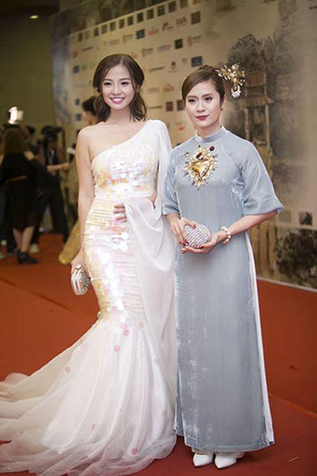 Thanh Thuy – nha san xuat quyen ru tai Lien hoan phim quoc te Ha Noi 2016 - Anh 4