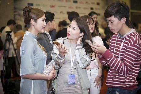 Thanh Thuy – nha san xuat quyen ru tai Lien hoan phim quoc te Ha Noi 2016 - Anh 6