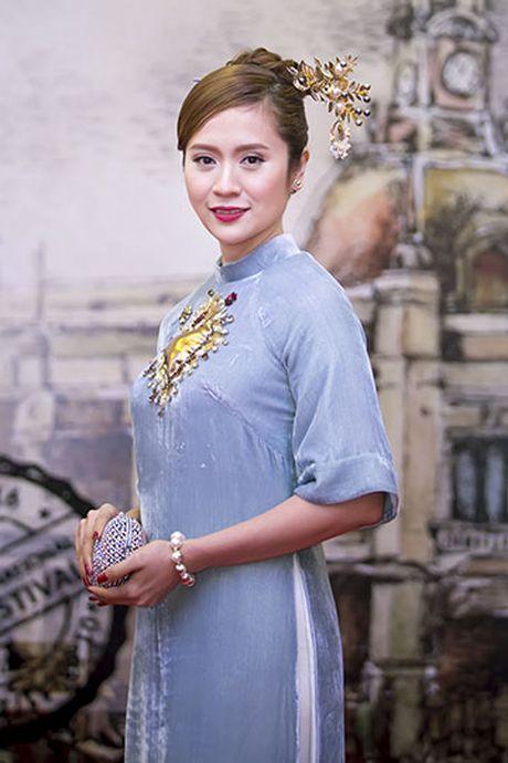Thanh Thuy – nha san xuat quyen ru tai Lien hoan phim quoc te Ha Noi 2016 - Anh 8