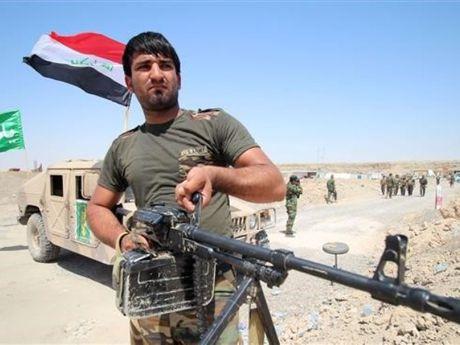 Quan doi Iraq tieu diet chi huy hang dau cua IS o Mosul - Anh 1