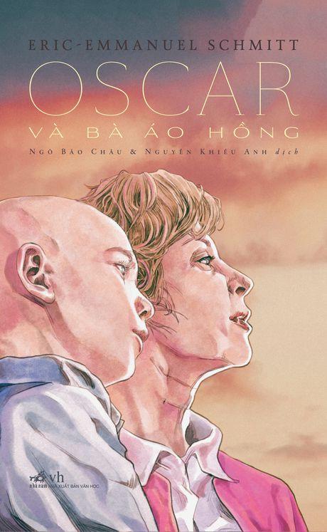 Tac gia 'Oscar va ba ao hong' den Ha Noi - Anh 2