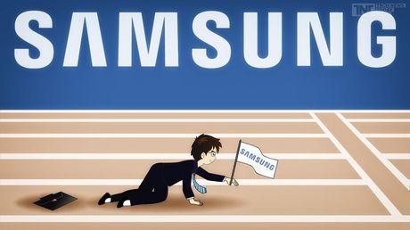 CEO Samsung Electronics tin cong ty se som vuot qua khung hoang - Anh 1