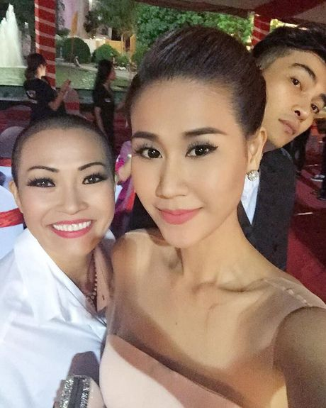 Phuong Thanh 'dep la' tren tham do LHP Quoc te Ha Noi - Anh 5