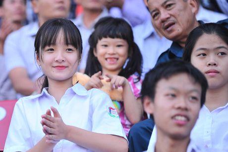 Nguyen Chu tich nuoc Nguyen Minh Triet den du khan tran chung ket U.21 Bao Thanh nien - Anh 7